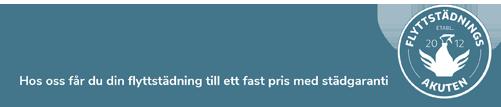 flyttstädningsakuten i linköping